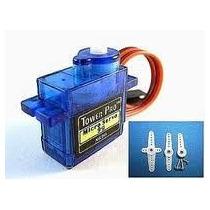 Micro Servo 9g Sg90 Towerpro Original + Acessórios