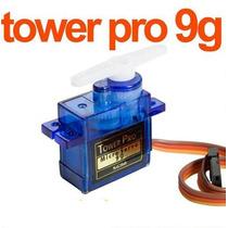 Combo 4 Micro Servo 9g Tower Pro Sg90 Mini Servo.