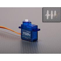 Micro Servo Turnigy Tg9e 9 Gramas 1.5 Kg 0.10 Seg