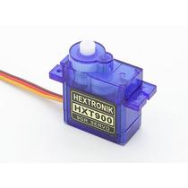 Servo Turnigy Hxt-900 Micro 9g 1.6kg ( Pacote C/ 4 Unidades)