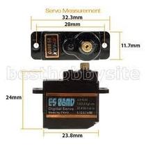 Servo Digital Emax Es08md Metal Futaba Jr Corona Trex 450