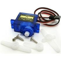 Servo Motor 9g - Torque: 1.6kgf / 4.8v Arduino Pic Raspberry