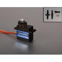 Micro Servo Digital Com Engrenagens De Metal Turnigy Tgy-90s