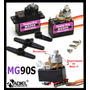 Micro Servo Tower Pro Mg90s Metal Gear Ideal P/ Arduino Pic