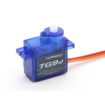 Servo Turnigy Tg9d Digital 1.8kg /.09sec / 9g (pct C/ 2 Un.)