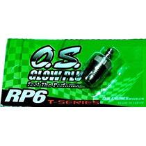 Vela O.s. Glow Plug Rp6 Turbo Medium On-road 1642060