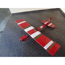 Aeromodelo Elétrico Cessna 182-kit Para Montar/ Super 1,40