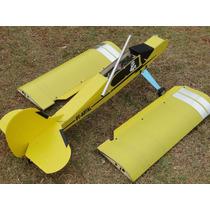 Aeromodelo Pastinha J3 Artal 2015 Novo Modelo Asa Baioneta