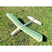 Kit Aeromodelo Neguinho - Planador De Vôo Livre