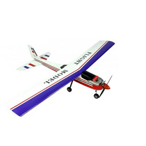 Aeromodelo Arf Trainer Courage-11 - P/ Motores .40/46