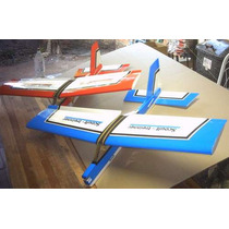 Aeromodelo Scoult P/ Motor Elétrico Futaba Servo Receptor Os