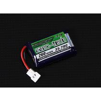 Bateria Turnigy Lipo 260 Mah Nano 35-70 C Walkera / Cp