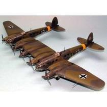 Planta Do Heinkel He-111z Zwilling Gigante Giant