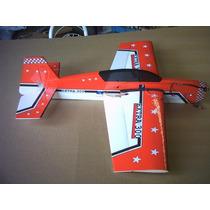 Aeromodelo Extra 300 P/ Motor Elétrico Bl Futaba Servo Os