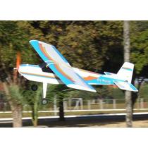 Aeromodelo Rc Elétrico Completo ...sky Master