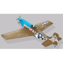 P-51 Mustang 61-91/15cc Arf C/ Retrátil (phxtpm03)