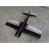 Shock Flyer Extra 330 3d Em Depron 4mm Cortado Em Cnc