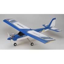 Aeromodelo Calmato Alpha 40 Trainer Ep/gp Azul P. Entrega