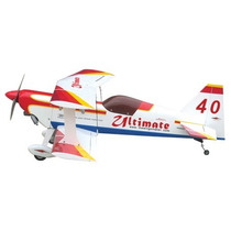 Aeromodelo Bi-plano Ultimate 40-46s Kit Arf