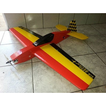 Kit Aeromodelo Sixbach 3d - Elétrico 1,05m Cortado Em Cnc