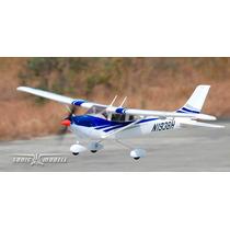 Aeromodelo Cessna 400 Elétric. C/ Iluminação Motor Brushless