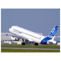 Planta Aeromodelo Airbus A320 Escala Gigante Giant Em Balsa