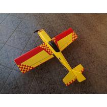 Aeromodelo Extra 300 - Kit Para Montar P3 Maciço