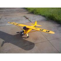 Planta Aeromodelo Piper J3 - Motor .46 A .55 (corte Laser)