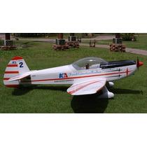 Aeromodelo Treinador Acrobático Mudry Cap-10 B Kit Francês