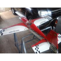 Aeromodelo Extra 260 - Aeroworks 60 90 Motor 20cc Gasolina