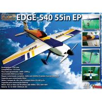 Aeromodelo Arf Edge 540 - P/ Motores .40/46 3d 55