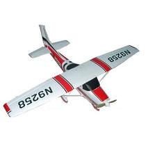 Maxximus Hobby - Aeromodelo Cessna Plug In Fly (pnf)