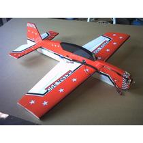 Aeromodelo Extra 300 Para Motor Elétrico Futaba Servo Os