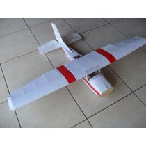 Aeromodelo Cessna 182 46 A 55 Kit Para Montar Cortado Laser