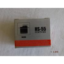 Micro Servo Hitec Hs 55