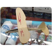 Aeromodelo Pronto Para Voar Jr. Baby - Planador De Vôo Livre