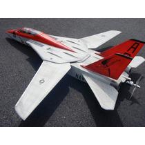 Aeromodelo - Planta Jato F-14 Tomcat Em Depron