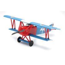 Fokker D Vii New Ray Brinqtoys Aviões Biplano 1a Guerra