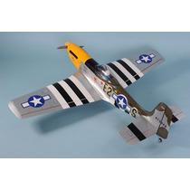 Aeromodelo Mustang P-51 46-55 (trem Retrátil) Arf P. Entrega