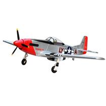 Aeromodelo P-51 Mustang