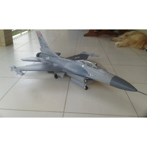 Aeromodelo Elétrico Jato F16 Sem Eletrônica.