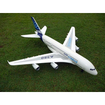 Maxximus Hobby - Avião Airbus A380 1520mm Pnf