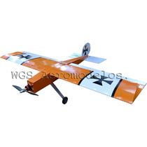 Aeromodelo Ugly Stick Asa Alta Em Balsa - Kit Para Montar .