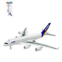 Avião Airbus Fricção