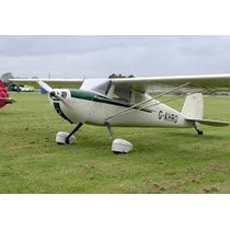 Planta Aeromodelo Cessna 140 Escala 1/4
