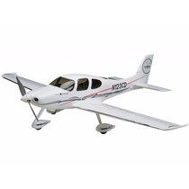 Aviao Cirrus Sr22 Turbo Ep Arf 50.5 Great Planes Gpma1116