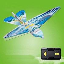 Passáro Aeromodelo Flying Bird Controle Remoto