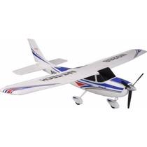 Robinho Aeromodelismo Cessna 182 4ch 2.4ghz Brushless Rtf