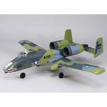 Avião Aeromodelo Jato A-10 Thunderbolt 968mm Edf S/rádio Bat