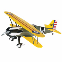 Great Planes Curtiss P-6e Hawk Ep Biplane Arf 43.5 Gpma1164